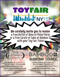 Toy Convention 2015