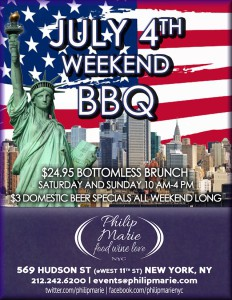 4th of July BBQ PM D