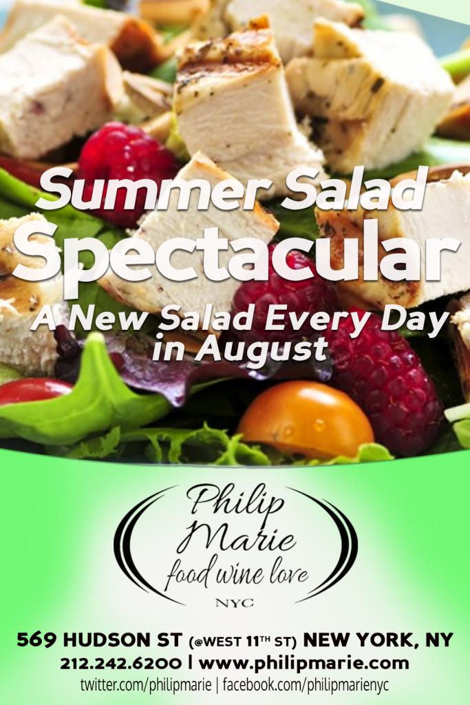 Salad Flyer